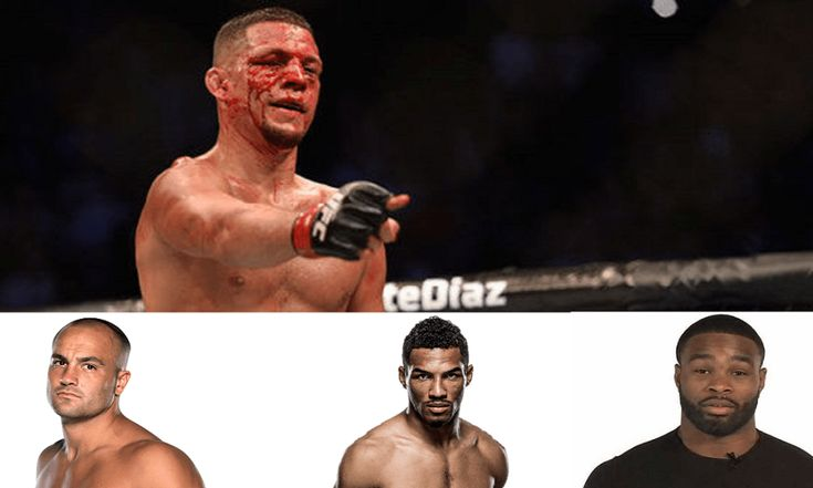 Nate Diaz knows that Conor McGregor absence in the UFC will certainly rule out the possibility of Conor McGregor Vs Nat Diaz- part3. So, let's try to find out who are calling Nate Diaz for a fight and who among them really have a chance.