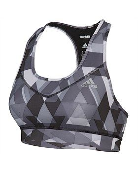 Adidas' Techfit Bra offers medium-support for workouts like elliptical training or hiking, with additional comfort from the climacool ventilation, releasing heat and letting air flow. Buy Now http://www.outsidesports.co.nz/outdoor-sports-gifts-for-her/ADIAK0231/Adidas-Techfit-Printed-Bra.html#.VybmLHpnHpI