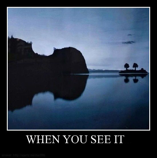 i wish it was just the picture becasue i saw it immediately...but oh well it's still cool