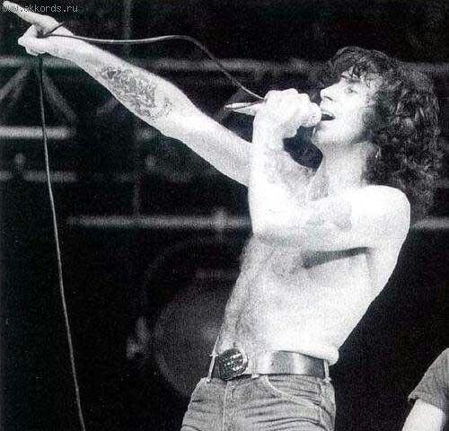 Bon Scott (rocker) - Died February 19, 1980. Born July 9, 1946. Ronald Belford…