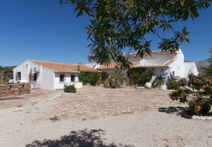 Country Home 4 bed Casabermeja Ref AS2912 - Spanish Property App