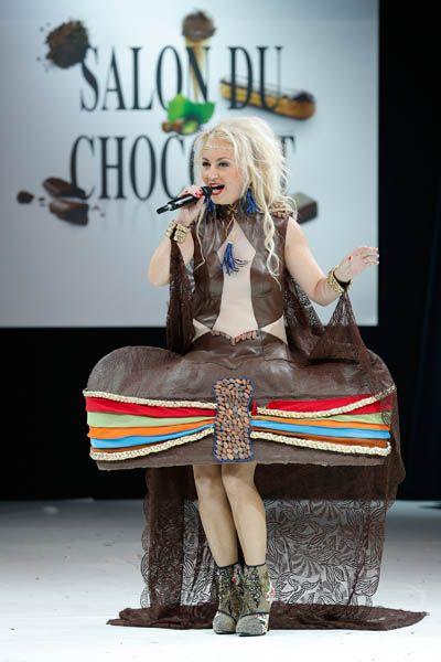 Chocolate fashion show les pouvoirs du chocolat wanderson alves de melo talons aiguille - Salon talon aiguille lausanne ...
