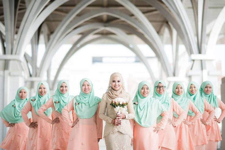 "93 Likes, 9 Comments - Malay Wedding Photographer (@the_asphere) on Instagram: ""Fathiah + Afiq"""