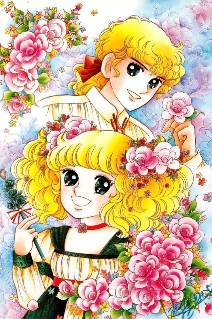 Pin by Catalina Porras on Dulce Candy Anime art girl