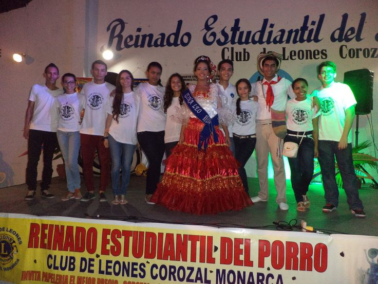 Corozal #LionsClub (Colombia) provided a Porro dance workshop for young people and taught the basics of Lionism and Leoism