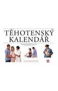 Těhotenský kalendář #alpress #těhotenství #kalendář #knihy #zdraví #výživa