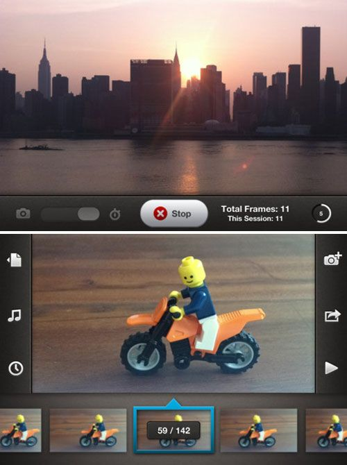 How to Make Easy Stop Motion Films with Frameographer