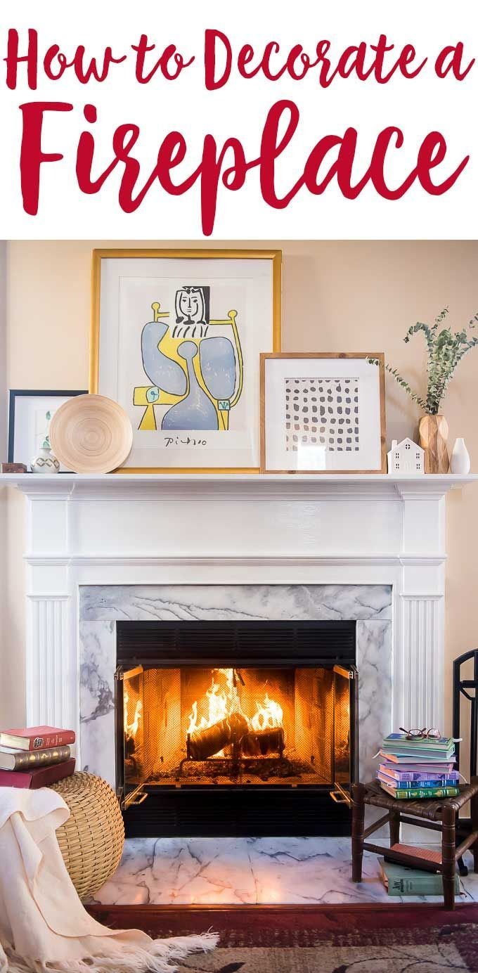 The 25+ best How to decorate mantel ideas on Pinterest | How to ...
