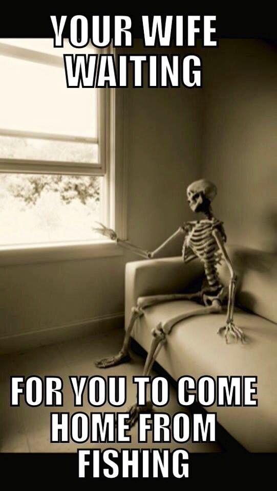 Wife waiting #LOL