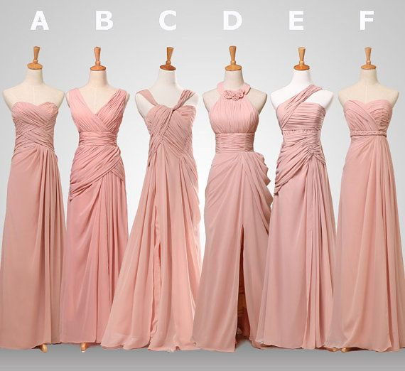Cheap Dress Night Party Buy Quality After Directly From China Wedding Suppliers 2014 New Arrival Floor Length Bridesmaid Dresses Double