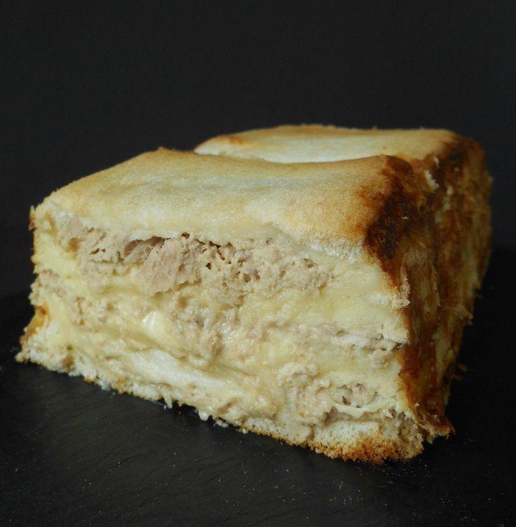 5.0 from 1 reviews CROQUE CAKE AU THON  Imprimer la recette Temps de préparation 15 minutes Temps de cuisson 35 minutes Total 50 minutes  Le