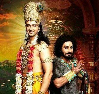 Krishna & Sangkuni