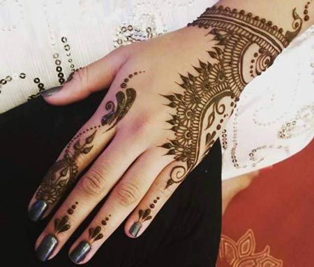 New Stylish Arabic Hands Mehndi Designs for Beginners 2016 2017…