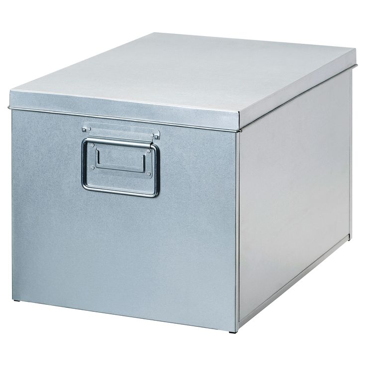 Ombyte Box Mit Deckel Verzinkt Kunststoffbox Umzugskisten