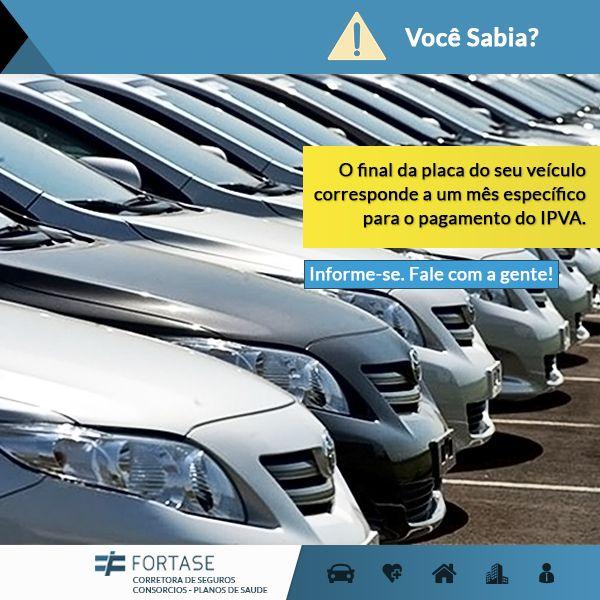 Dono(a)s de automóveis, atentem-se a Tabela de Licenciamento e de IPVA, e não fiquem no prejuízo.    TABELA DE LICENCIAMENTO - Final:  1 - Janeiro, até 31/01/2014  2 - Fevereiro, até 28/02/2014  3 - Março, até 31/03/2014  4 - Abril, até 30/04/2014  5 - Maio, até 31/05/2014  6 - Junho, até 30/06/2014  7 - Julho, até 31/07/2014  8 - Agosto, até 30/08/2014  9 - Setembro, até 30/09/2014  0 - Outubro, até 31/10/2014    TABELA DE IPVA - Final:  1 - Janeiro  2 - Fevereiro  3 - Fevereiro  4 - Março…