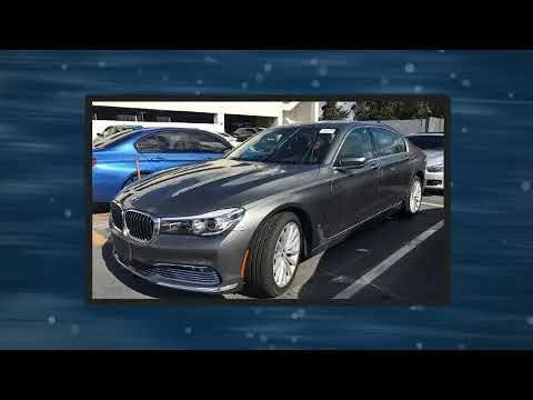 2016 BMW 7 Series 740i in Winter Park FL 32789