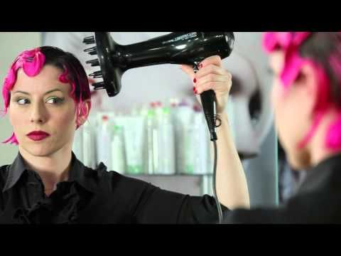 Learn how to create beautiful Finger Waves with Paul Mitchell Platform Artist Mary Cuomo! It's a definite must-see! :)