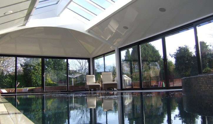 Residential Indoor Swimming Pools Interior Pools Pinterest Pools Swimming And Swimming Pools