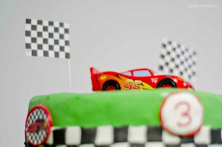 Verjaardagstaart Cars 2