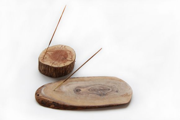Make Your Own Incense Holder