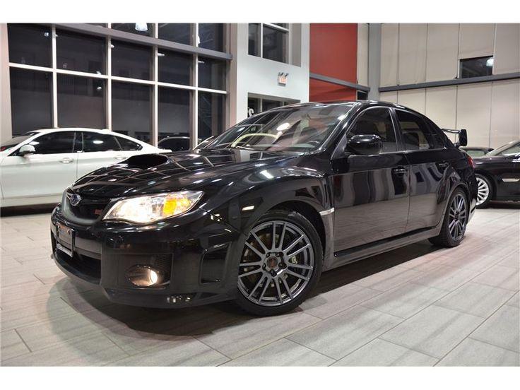 2012 Subaru WRX STi Sedan With 96.639 km! – Oakville