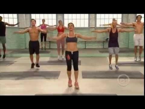Jillian Michaels - Body Revolution. Phase 1 Cardio 1 - YouTube...26 mins
