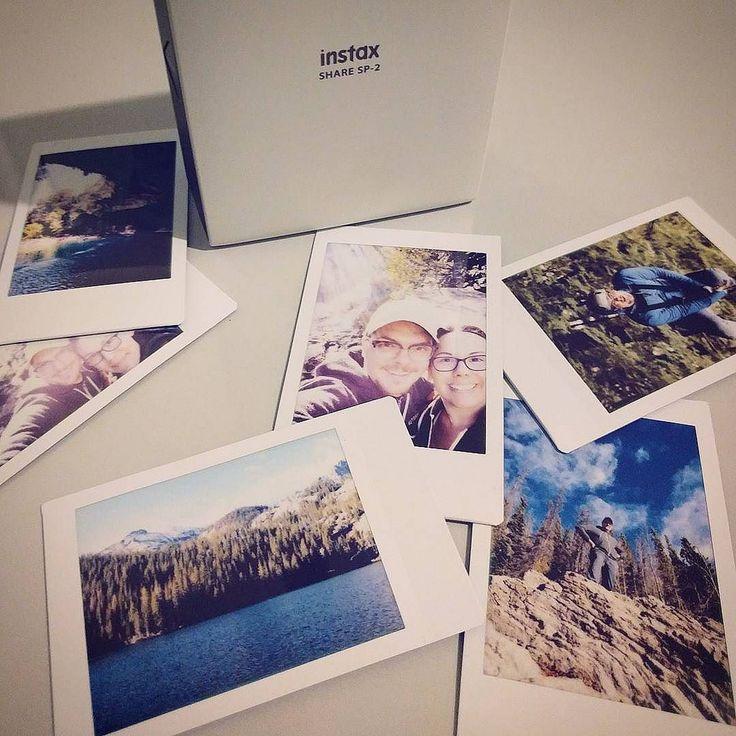 https://flic.kr/p/MVLnaE | Had fun tonight w/ my new Instax Share printer, a birthday present to myself. | via Instagram ift.tt/2ej259D