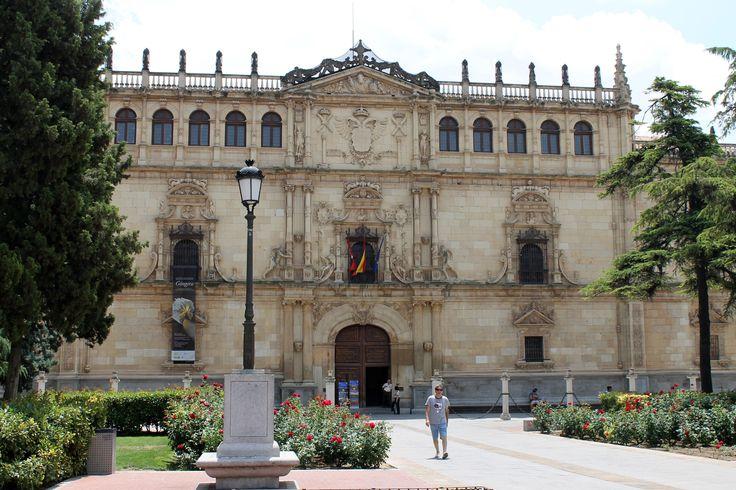 Universidad de Alcalá de Henares, Madrid. #españa #turismo #viajes #travel #madrid