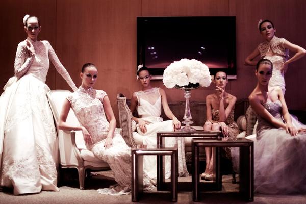 "BIYAN Fashion Show at Grand Opening ""Papilion Duo"" by Aji Yudistira, via Behance"