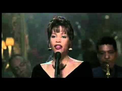 Beautiful Song For Wedding Reception Whitney Houston In Preachers Wife
