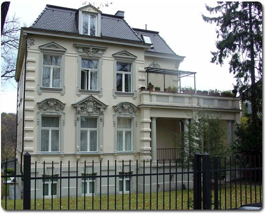 baroque homes | Baroque Style: artsparx home improvement style archive |  Beautiful Places | Pinterest | Townhouse, Real estate and House
