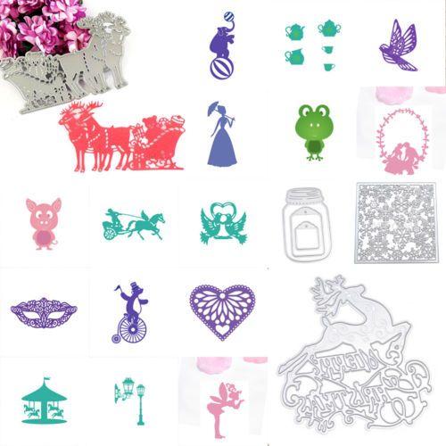 New-Cutting-Dies-Stencils-Scrapbooking-Embossing-Album-Paper-Card-Craft-DIY-Gift