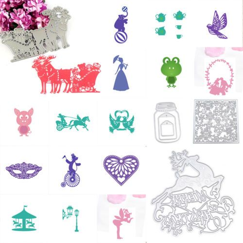 New-Cutting-Dies-Stencils-Scrapbooking-Embossing-Album-Paper-Card-Craft-DIY-Gift