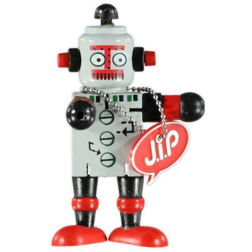J.i.P houten robot