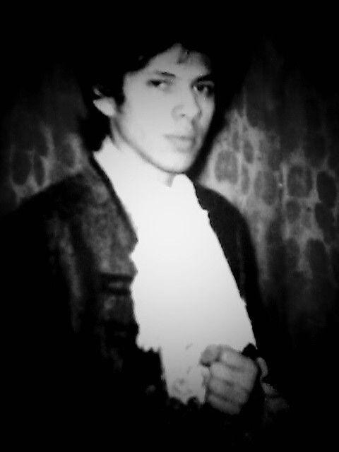 Csepregi György composer, graphic artist / 1989