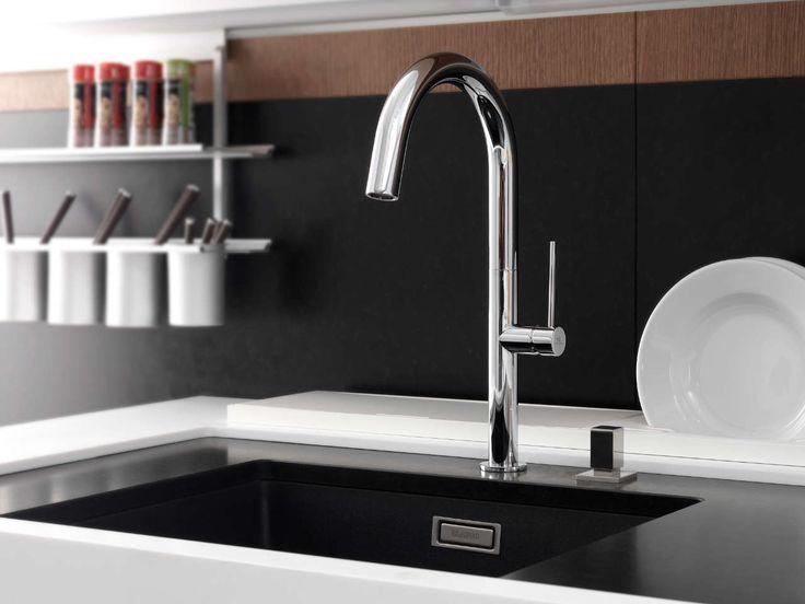 22 best Kitchens - Taps images on Pinterest | Kitchen faucets ...