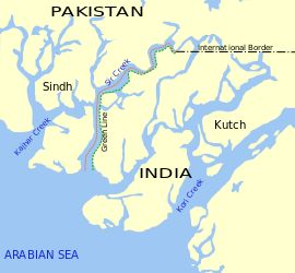 Great Rann of Kutch - Wikipedia, the free encyclopedia