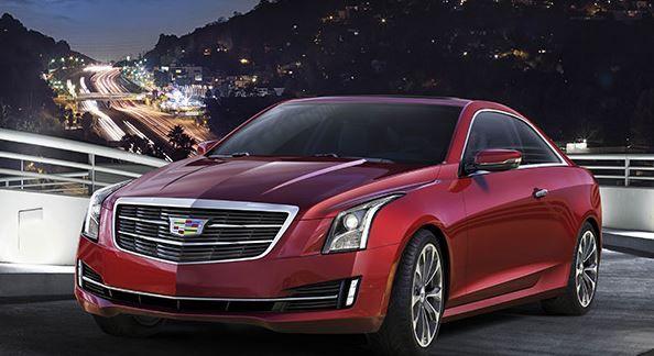 Nuova #Cadillac ATS 2015