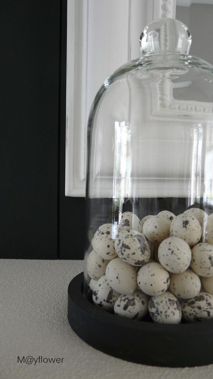 collect all your eggies under the bell glass