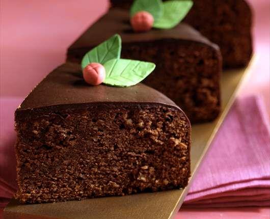 Almendrado de chocolate