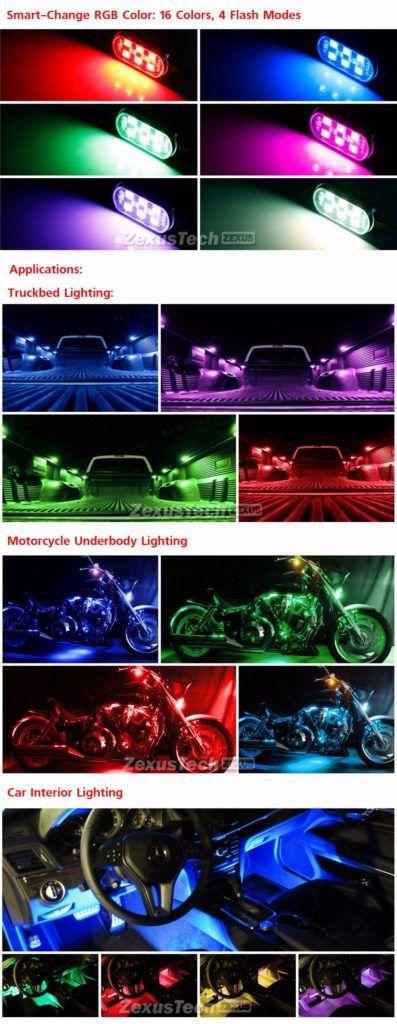 Good Blue LED Lift Truck Safety Light