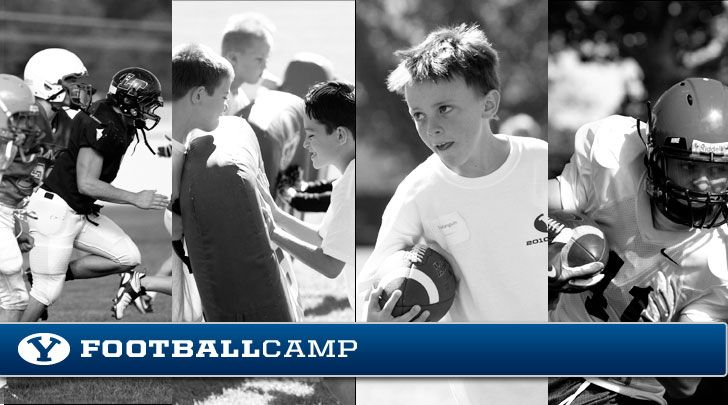 Football Camps Home | BYU Sports Camps