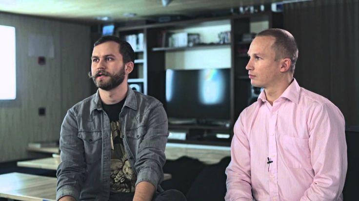 Growth Hackers Sampsa & Jukka, People of Reaktor
