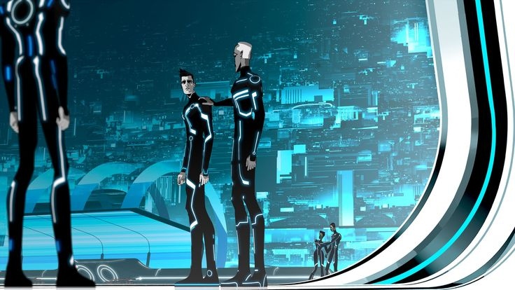 Widescreen Wallpapers: tron uprising picture - tron uprising category