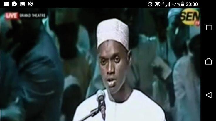 Hady TOURÉ fait vibrer le grand théatre de Dakar