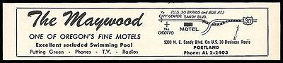 """paperink id: ads5058s Original Period Advertisement. This is a SMALL SIZE AD measuring approximately 5"""" x 1"""". AD is in Very Good Condition as shown and ready to frame. You are purchasing a paper adver"""