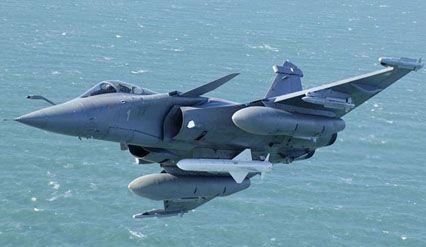 Rafale M F3. (©Dassault Aviation)