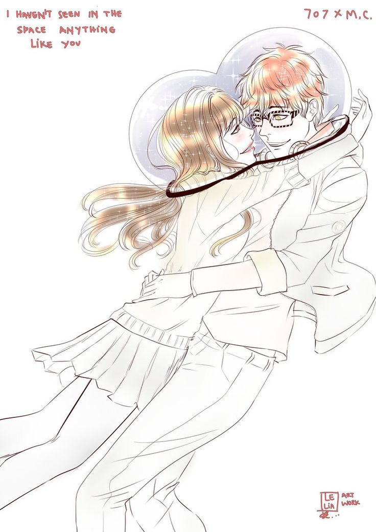 707 x MC Anything like you by LeliaArtwork.deviantart.com on @DeviantArt
