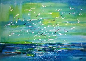Birds Flying 2