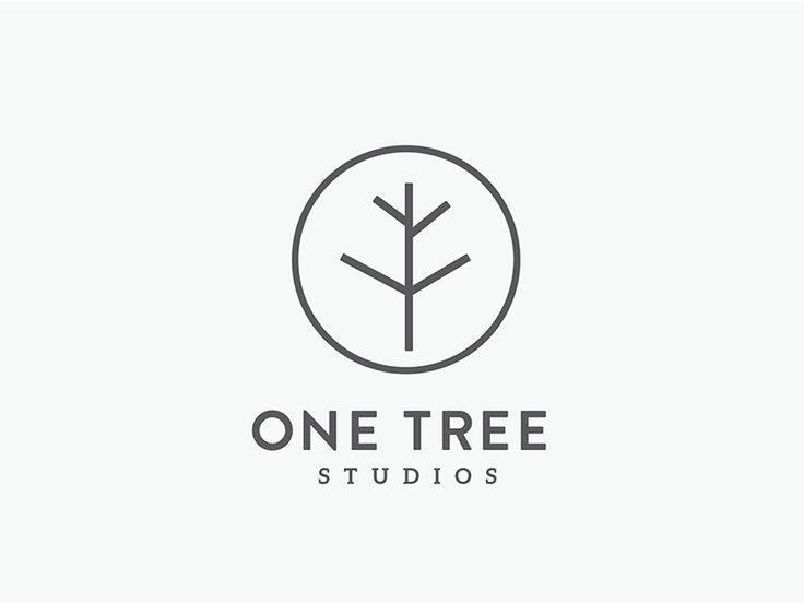 One Tree Logo Dribbble                                                                                                                                                                                 More